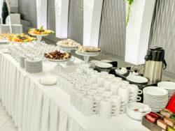Организация кофе брейков